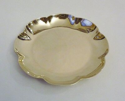 Vintage Dirigold Dirilyte Serving Piece Small Compote Candy Relish Dish
