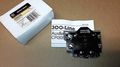 GE General Electric CR305X100C Auxiliary Contact
