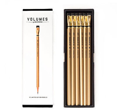NEW PALOMINO Blackwing 530 Pencils 12ea(1Dozen)  Sutter's Mill Limited Edition