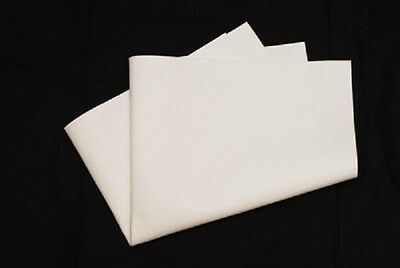"MAPLE SYRUP FILTER 36""x36"" FLAT - SYNTHETIC ORLON FOR FINE FINISHING, FOOD SAFE"