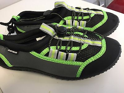 Adventure Outdoor Aqua shoes for beach cruise water sports shoes Sizes 2 - 11