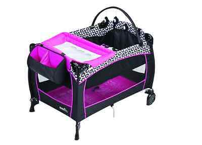 Pack N Play Playards Portable Baby Gate Mat Bed Changer Lightweight Travel Gear