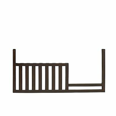 Baby Cache Tahoe Toddler Guard Rail, Espresso