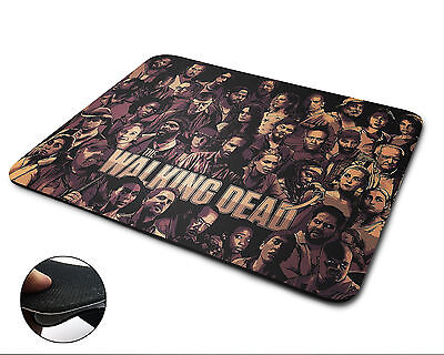 The Walking Dead Mouse Mat, Comic Style Graphic