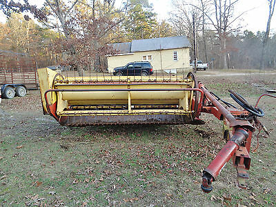 Model 478 New Holland Haybine Sickle Mower Conditioner 7' Foot Cut. Works Good