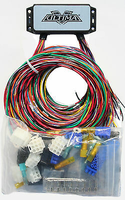 Ultima Plus Complete Electronic Wiring System for Harley and Custom Models