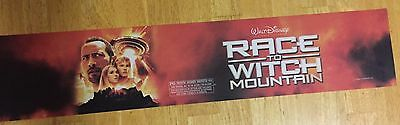 Race to Witch Mountain Large Movie Mylar