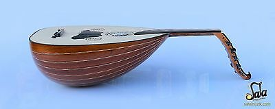 Turkish Professional Rosewood  String Instrument Oud Ud Apo-220M