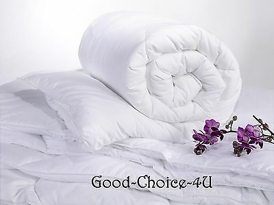 Feels Like Feather Down Microfibre Duvet Quilt - All Togs & Sizes Available