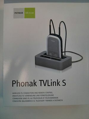 Phonak ComPilot & TVLink S Bundle 1st ver- Streamer/Remote Control Kit mobile