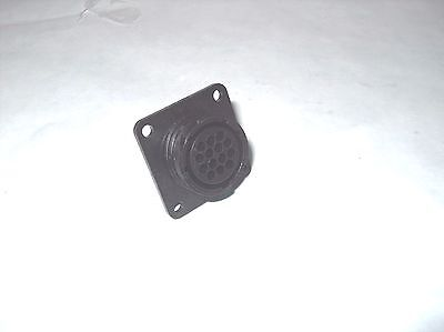 Amp 206043-1 Circular Connector 17-16 Shell Size 14 Pin ** New **