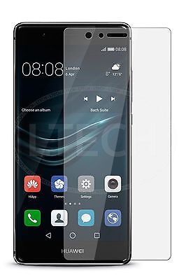 100% Genuine Tempered Glass Film Screen Protector for Huawei P9