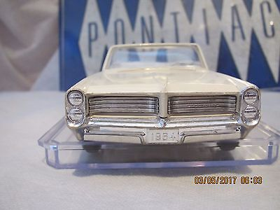 1964 Rare Vintage Pontiac Bonneville Convertible Dealer Promotion Model