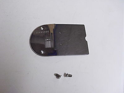 White Sewing Machine 754 Part Needle Cover Plate