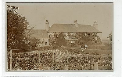 Uncaptioned postcard supposedly Lonmay Manse, Aberdeenshire (C25092)