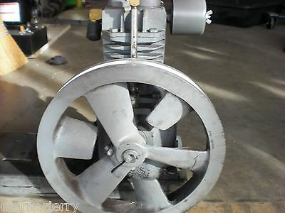Model 210 Air Compressor Pump Head Quincy ? Used works great 2-1/2 X 2