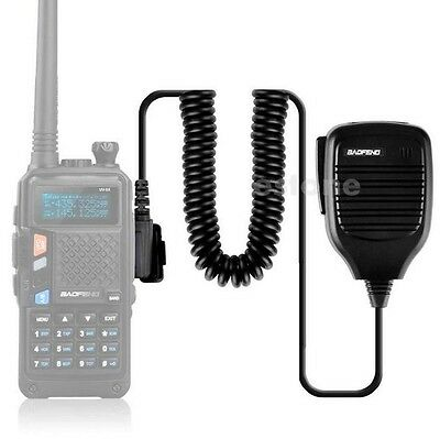 BaoFeng Handheld BF-S112 Two Way Radio Speaker 3.5MM to 2.5MM For UV-5R/888S etc