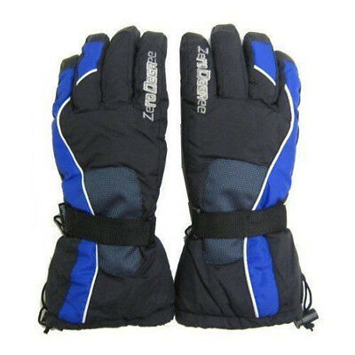 Top quality Zero Degree Winter Snowboard Adult SKI GLOVES Pair