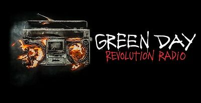 Green Day Tickets, Sydney, May 10th