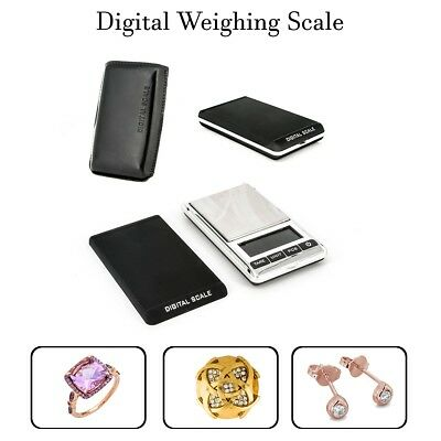 Mini Pocket Size Light Weight LCD Scale for Multi-Purpose Herbs Gold Jewellery
