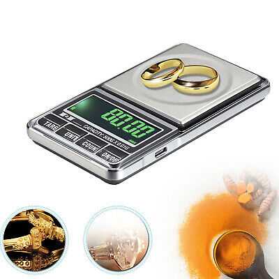Digital Electronic Small LCD Pocket Scales for Weighing Gold Jewellery Herbs