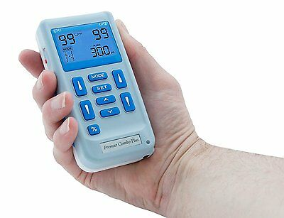 Premier Plus Rechargeable TENS Machine and Muscle Stimulation