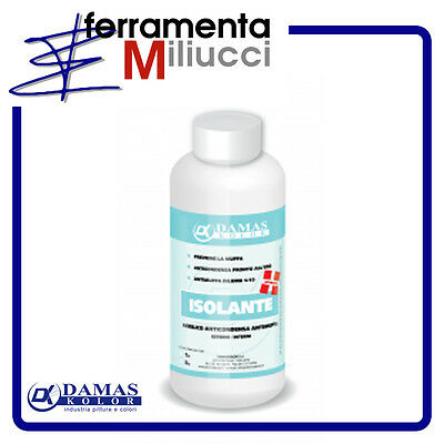 Isolante Fissatico Anticondensa Antimuffa - Damaskolor - 1 Lt