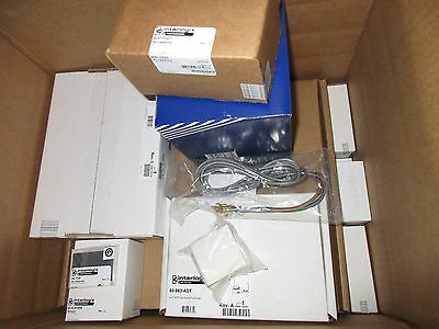 GE Interlogix Concord 4 Security System Automation Kit 600-1062-95R With Extras!