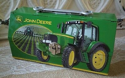 John Deere Toolbox Lunch Box Wrench Handle Changes Farming Picture Tractor