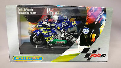 Scalextric Hornby Honda Team Moto Gp Colin Edwards #45 C6007