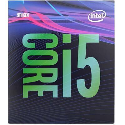 Intel Core i5 9600 Desktop CPU 9MB 3.1 GHz LGA 1151 6 Core 6 Thread Processor
