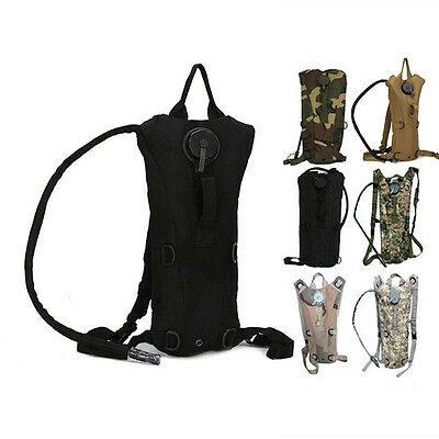 Camelback Water Bladder Bag Hydration Backpack Pack Hiking Camping Cycling