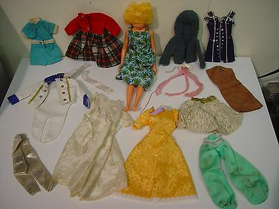 60's vintage Ideal Tammy Doll with clothes