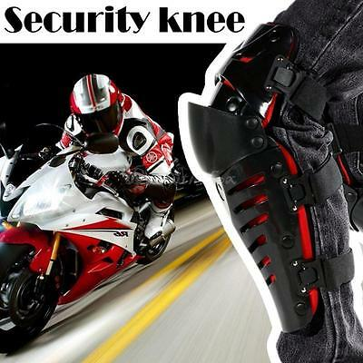 AU New Motorcycle Racing Motocross Knee Pads Protector Guards Protective Gear ID