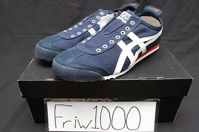 onitsuka tiger mexico 66 navy off-white plus