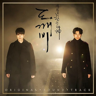 The Lonely and Great God O.S.T PACK 2 2016 Korean TVN Drama 2CD+Foto Buch Goblin