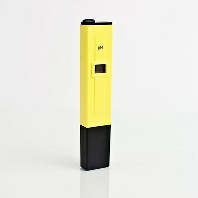 AU Deluxe Creative New pH-009 IA Pen Type pH Meter Digital Tester Hydro ID