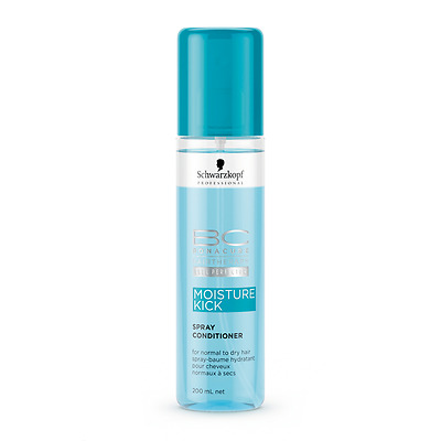 Schwarzkopf BC Moisture Kick Spray Conditioner 200ml (1liter/32,45euro)