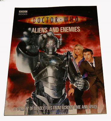 Doctor Who:  Aliens and Enemies   by Justin Richards