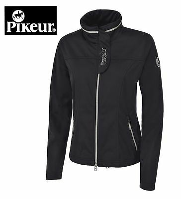 Pikeur Aquina Softshell Jacket with Stand-Up Collar