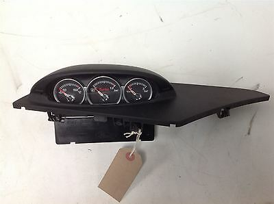 Ford Focus St225 St-3 2006 Facelift Gauges Turbo Boost