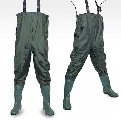Waders Fishing Trousers Waders PVC / Rubber Pond Pants Brule River Chest Wader