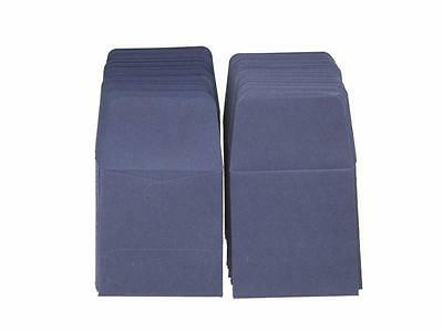 Guardhouse Blue Archival Paper Coin Envelopes 2x2, 100 pack