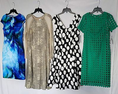 Wholesale Lot of 42 Designer Dresses Julia Jordan Mixed Sizes Brand New Manifest