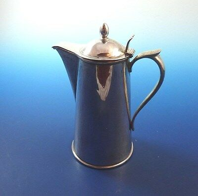 "Sterling Silver Small Antique Creamer 5 1/2"" by James Wooley of Boston, MA"