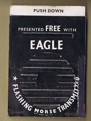 Eagle And Boys World Vol.17 No.3 1966 With Free Gift Transmitter