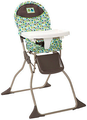 Baby High Chair Infant Toddler Feeding Portable Folding Booster Seat Highchair