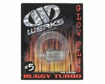 WERKS Racing no5 Hot Turbo Glow Plug