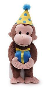 Birthday Curious George by Gund - 4030390