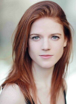 "011 Rose Leslie - GOT The Good Fight US Actor 24""x32"" Poster"
